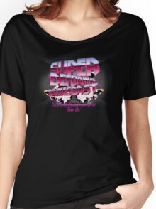 Super Deformed Gamescast Women's Relaxed Fit T-Shirt