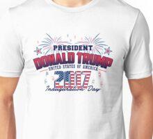 Trump Inauguration  Unisex T-Shirt