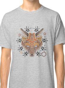 Fox Face Classic T-Shirt