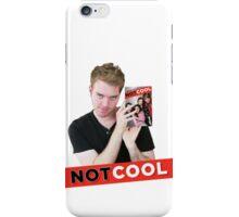 Not Cool - Shane Dawson promo iPhone Case/Skin