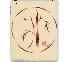 Sacred Circle - Original Enso Zen Painting iPad Case/Skin