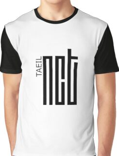 NCT taeil Graphic T-Shirt