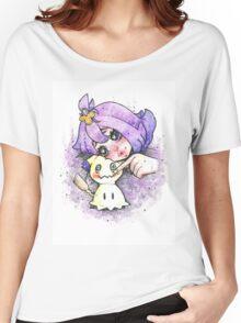 Mimikyuties Women's Relaxed Fit T-Shirt