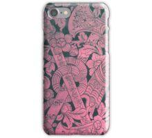 Ancient Thai Pink iPhone Case/Skin
