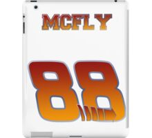 Team McFly, get on board...hoverboard. iPad Case/Skin