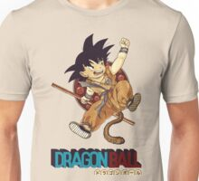 Son Goku & Nyoi Bo Unisex T-Shirt
