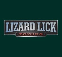 Lizard lick Towing by LupaIngat