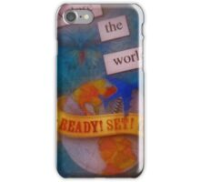 Explore the World iPhone Case/Skin