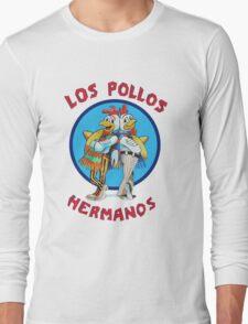 Los pollos hermanos tv Long Sleeve T-Shirt