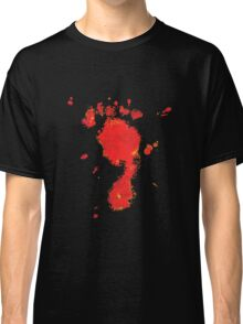 Bloody Foot Clan Classic T-Shirt