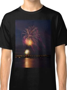 New Years Eve Fireworks Classic T-Shirt