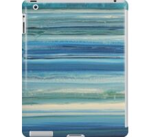 The Unbecoming - Abstract Blue iPad Case/Skin