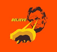 Believe Abraham Lincoln Unisex T-Shirt