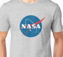 Nasa and Outerspace Unisex T-Shirt