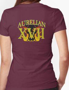 Lorgar Aurelian - Sport Jersey Style Womens Fitted T-Shirt