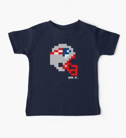 NE Helmet - Tecmo Bowl Shirt Baby Tee