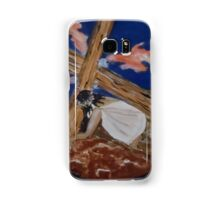 Christ Carrying His Cross Samsung Galaxy Case/Skin