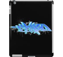 HYRO graffiti piece iPad Case/Skin