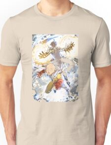 One Punch Man Saitama And Genos Unisex T-Shirt