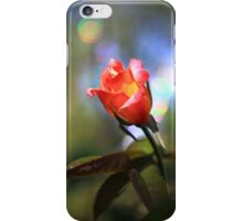 Bokeh Rose -Vintage Russian Lens Blur iPhone Case/Skin