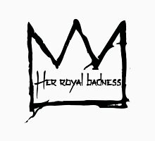 Her Royal Badness (1) Womens Fitted T-Shirt