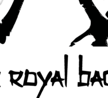 Her Royal Badness (1) Sticker