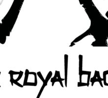 Her Royal Badness (1) Sticker