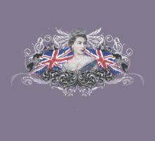 Queen Elizabeth II Kids Tee