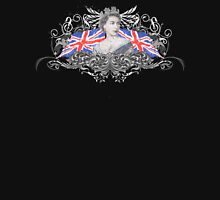 Queen Elizabeth II Womens Fitted T-Shirt