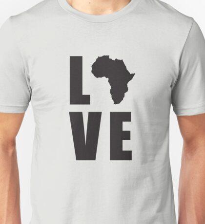 Love Africa Unisex T-Shirt