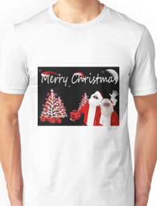Santa Humor Unisex T-Shirt