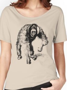 vector monkey Women's Relaxed Fit T-Shirt