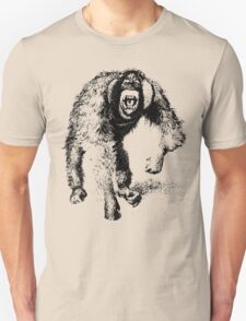 vector monkey T-Shirt