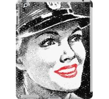 WW2 Army Girl 2 iPad Case/Skin