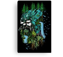 Father Earth Canvas Print