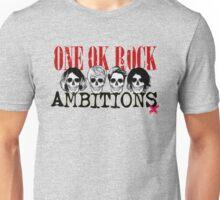 One Ok Rock Ambitions Album!! Unisex T-Shirt