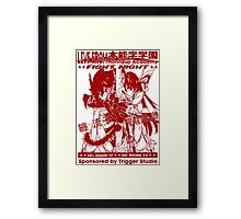 Live from Honnouji Framed Print
