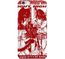 Live from Honnouji iPhone Case/Skin