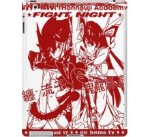 Live from Honnouji iPad Case/Skin
