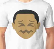 "Barack ""The Emoji"" Obama Sour Face Unisex T-Shirt"