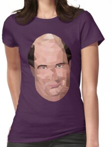 Kevin Malone (The Office) Womens Fitted T-Shirt