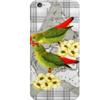 International Love Birds iPhone Case/Skin
