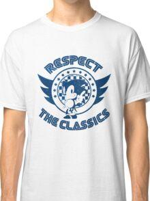 Old School Hedgehog Classic T-Shirt