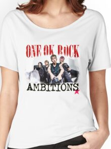 One Ok Rock Ambitions Album!!! Women's Relaxed Fit T-Shirt