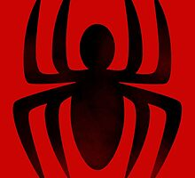 Spiderman Insignia by DrGraveRobber