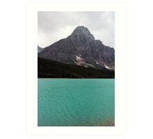 Majestic Mt. Chephren Art Print