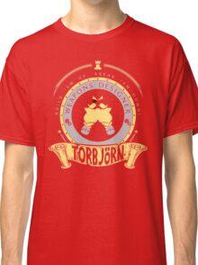 Torbjörn - Weapons Designer Classic T-Shirt