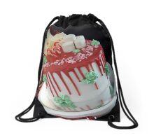Smells Like Christmas Drawstring Bag