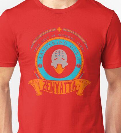 Zenyatta - Wandering Guru Unisex T-Shirt