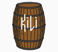 Kili in barrel by AAA-Ace